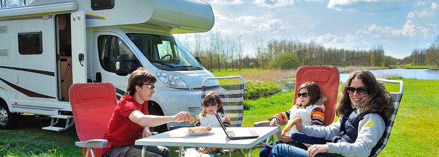 Oxford Camping and Caravanning Club Site