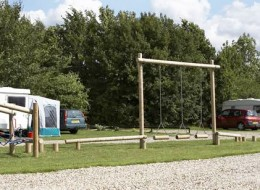 Polstead Camping and Caravanning Club Site