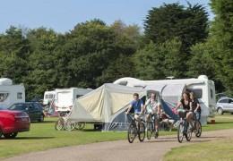 West Runton Camping and Caravanning Club Site