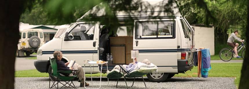 Bala Camping and Caravanning Club Site
