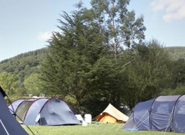 Rhandirmwyn Camping and Caravanning Club Site