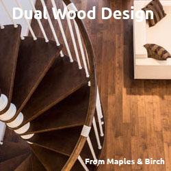 Dual Wood Design