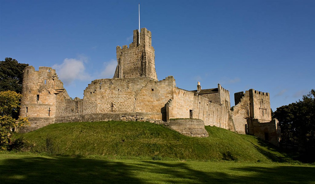 Prudhoe Castle - Britain Explorer