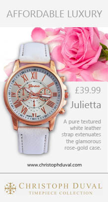 Christoph Duval Julietta Watch